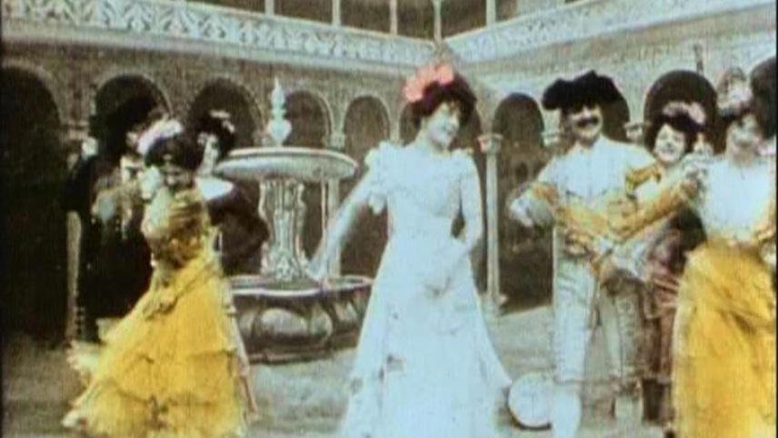 Saharet Performs the Bolero