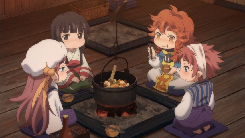 Hakumei and Mikochi OVA: Screws, Beds, Fireplaces, and Gambling