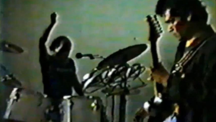 Energía de Zeur: en vivo 8 de noviembre, 1988