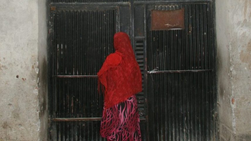 No Burqas Behind Bars