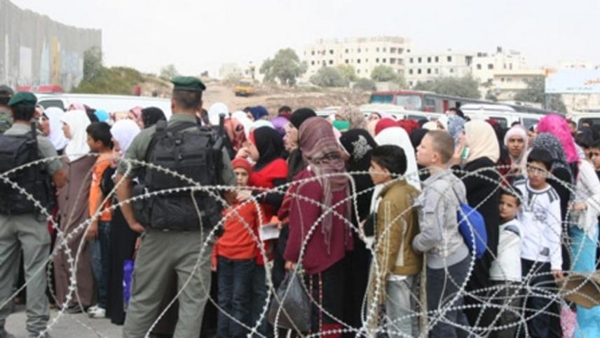Kalandia - A Checkpoint Story