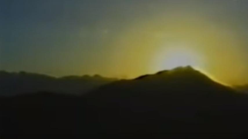 The Birth of Light