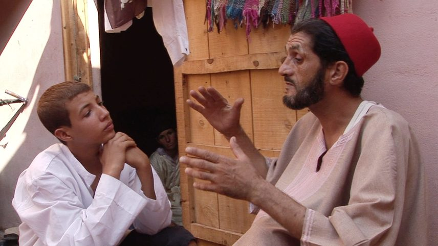 Al-Halqa: In the Storyteller's Circle