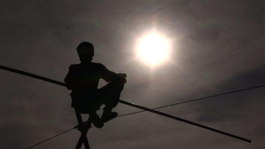 The Last Tightrope Dancer in Armenia
