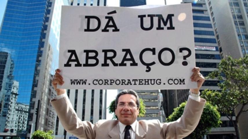 The Corporate Hug