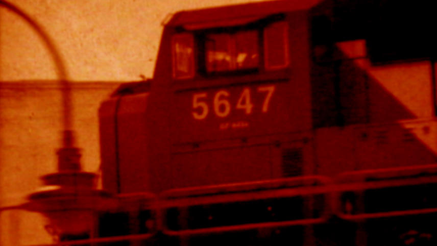 Trains of Winnipeg: 14 Film Poems