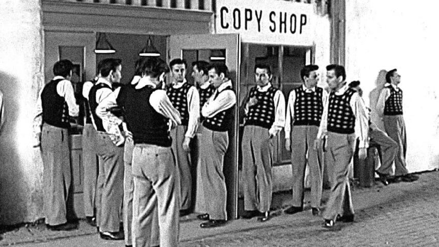 Copy Shop