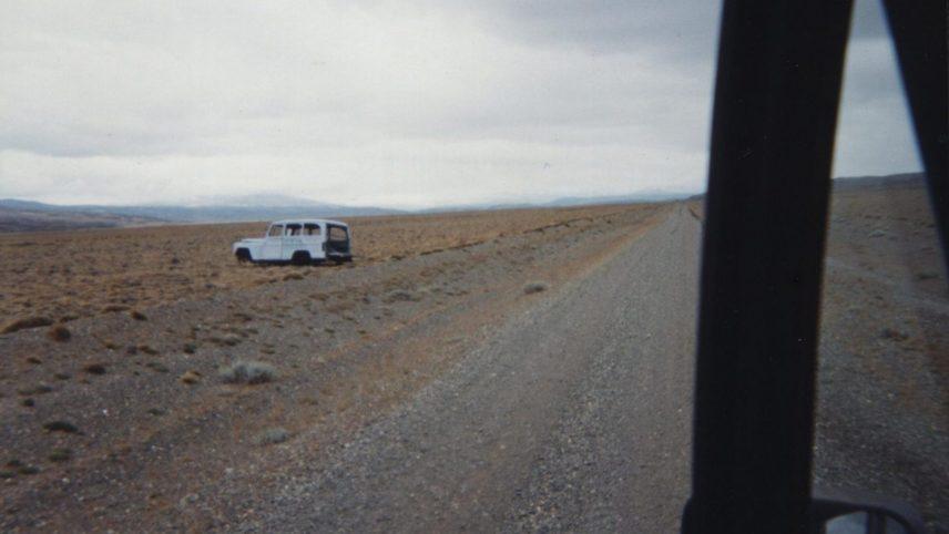 Dear Mara, Letters from a Trip through Patagonia
