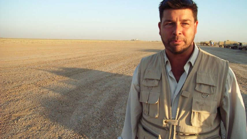 Targets: Reporters in Iraq