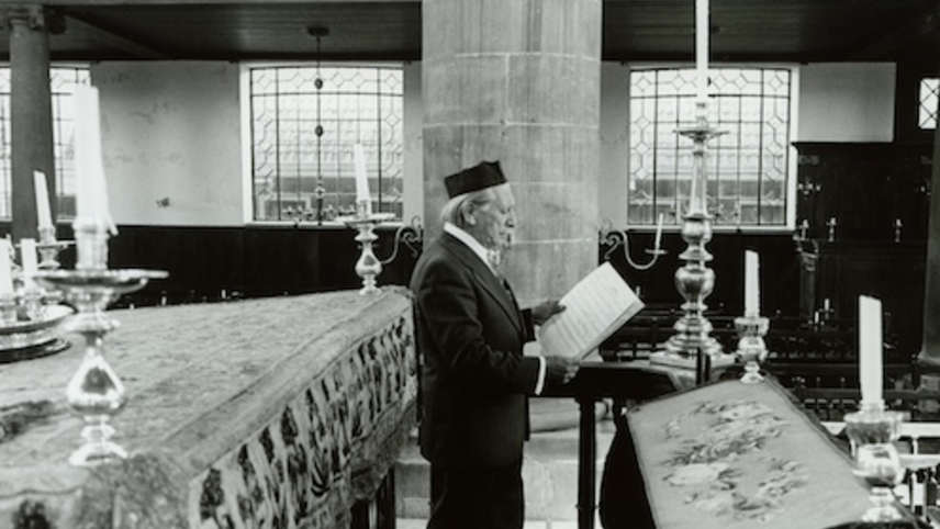 In Search of Jewish Amsterdam