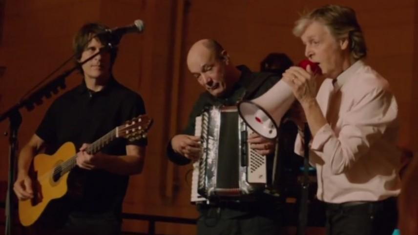 Paul McCartney Live Grand Central Station