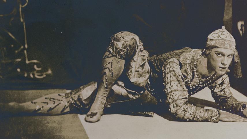 Nijinsky: Unfinished Project