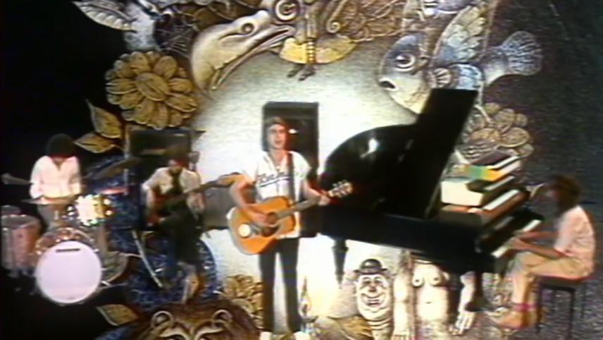 Rock argentino: las cintas de A78TV