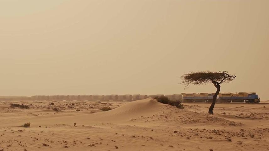 The Mauritania Railway: Backbone of the Sahara