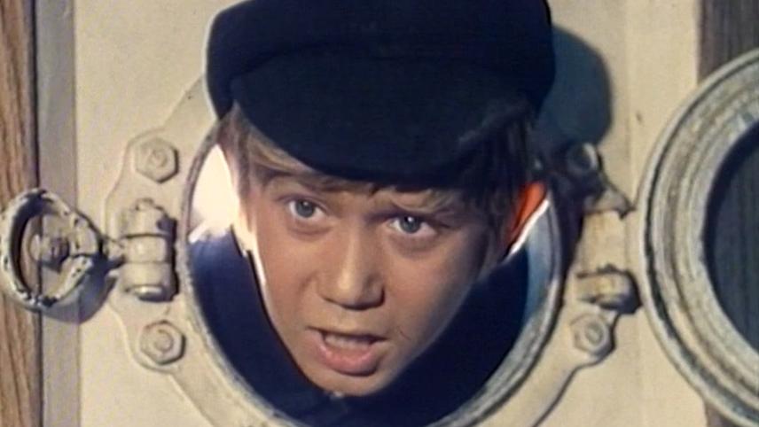Captain Mikula the Kid
