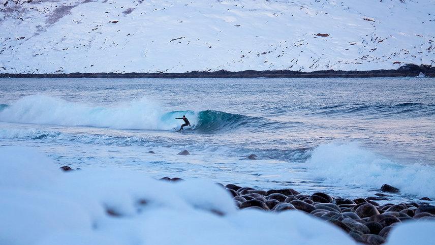 SURF in SIBERIA