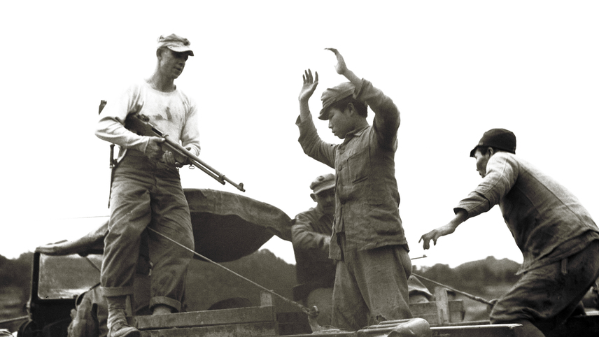 Boy Soldiers: The Secret War in Okinawa
