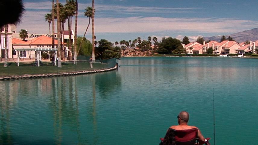 Las Vegas Meditation