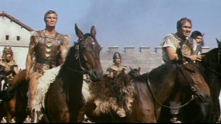 Brennus, Enemy of Rome (Battle of the Valiant/Battle of the Spartacus)