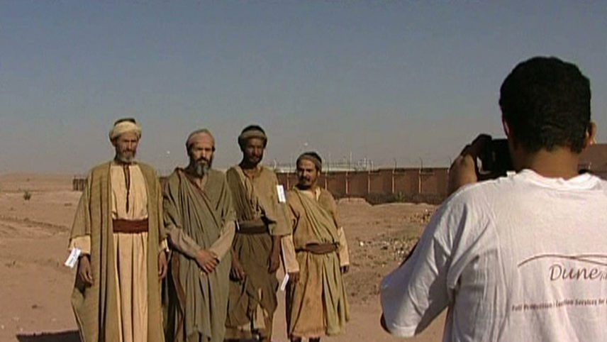 Ouarzazate Movie
