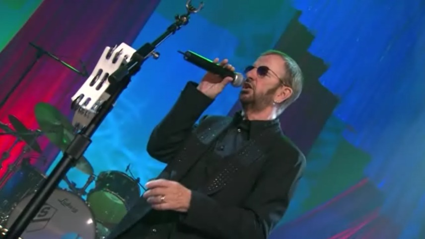 Ringo Starr and the Roundheads Live