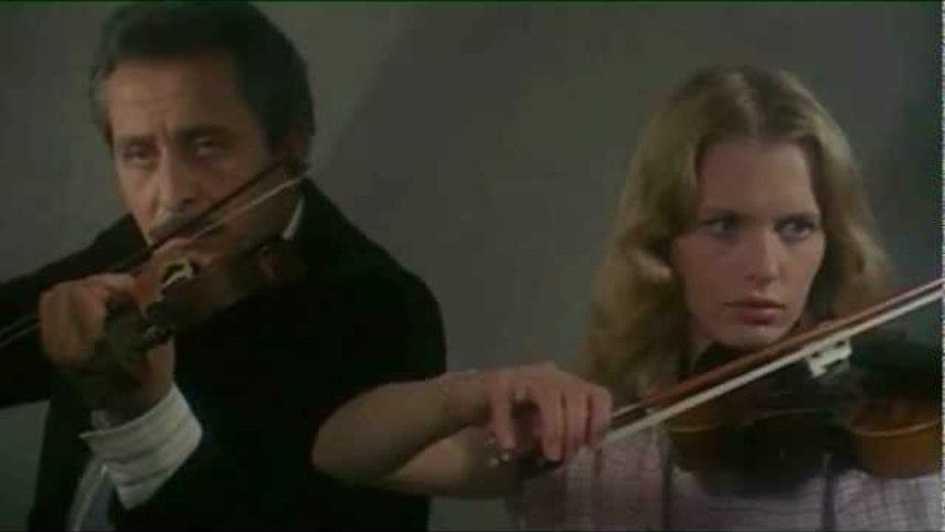 Il maestro di violino