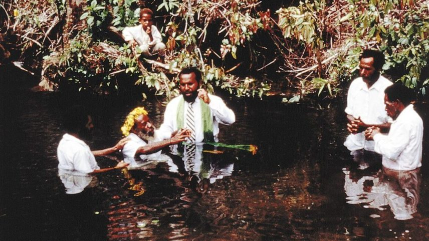 Christ Comes to the Papuans