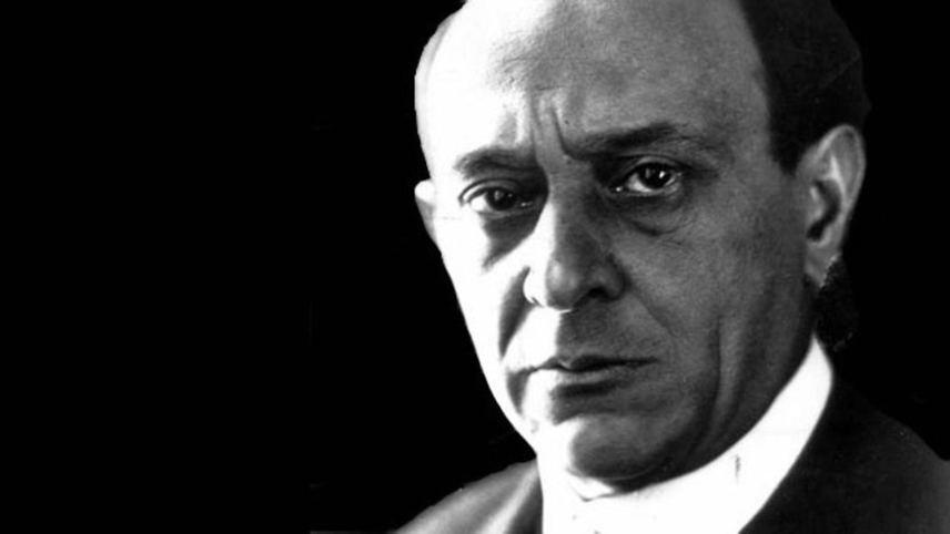 My War Years: Arnold Schoenberg