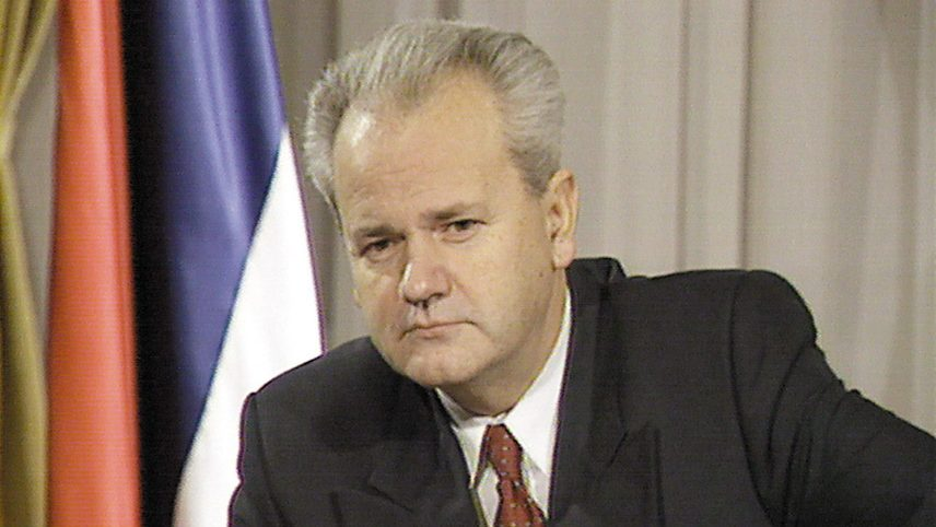 Milosevic: How to Be a Dictator