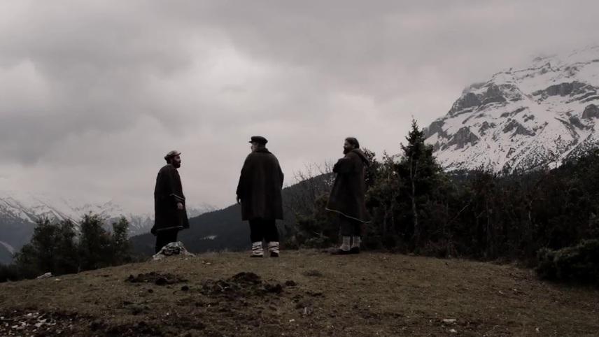 The Mountain Tears