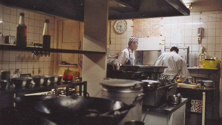 Chin.Ind.: Life Behind the Serving Hatch