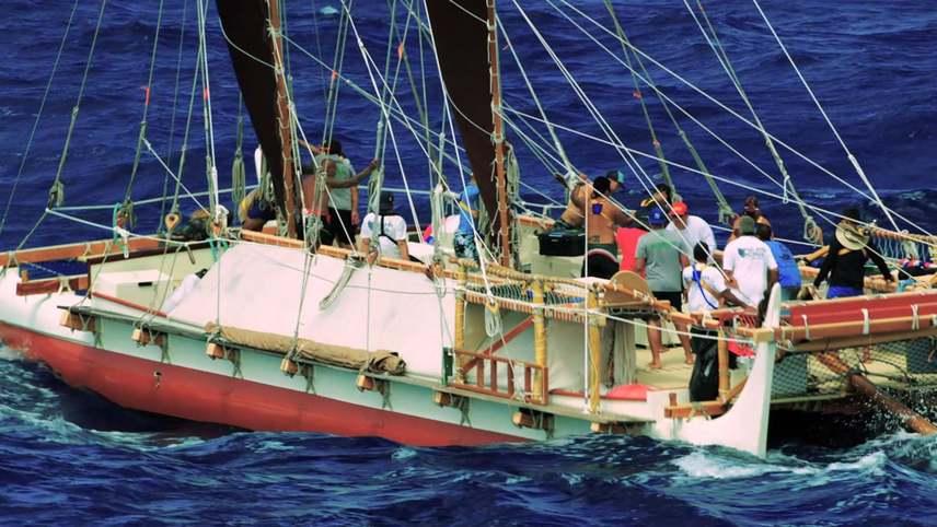 Moananuiākea: One Ocean. One People. One Canoe