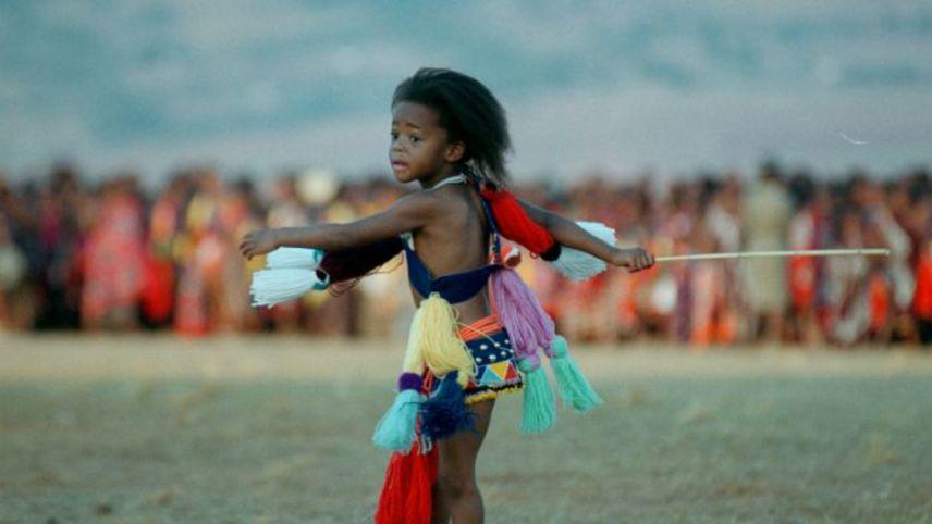 Reed Dance