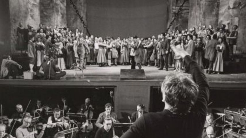 Bernstein on Beethoven: A Celebration in Vienna