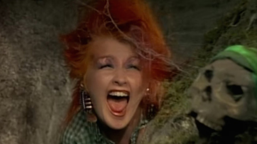 Cyndi Lauper: The Goonies 'R' Good Enough