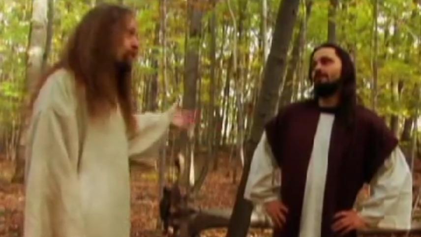Jesus, the Total Douchebag
