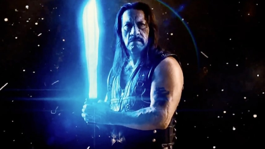 Machete Kills in Space (Machete Kills Again... In Space!)
