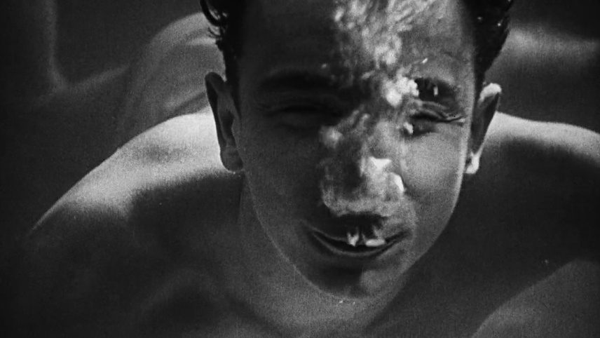 Jean Taris, Swimming Champion