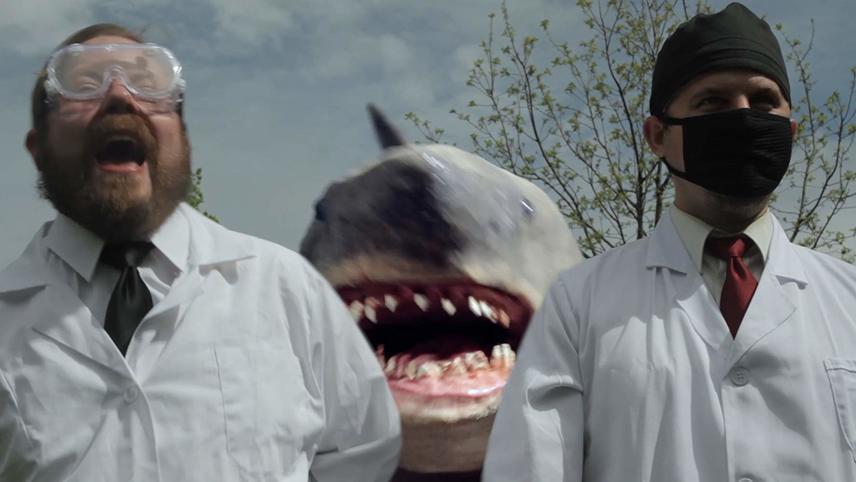 Post Apocalyptic Commando Shark