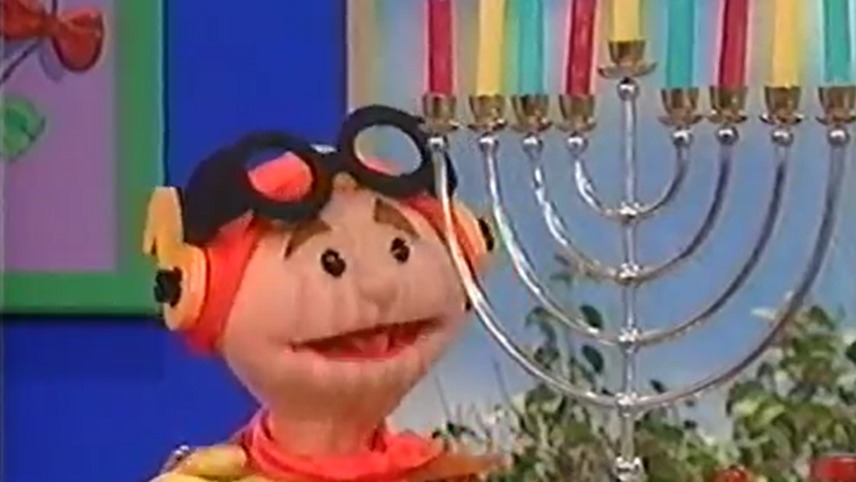 Hanukkah Tales and Tunes