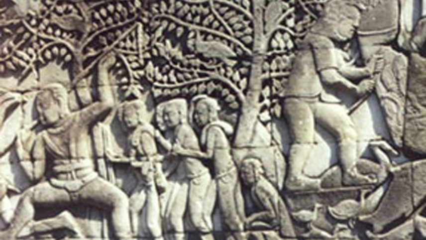 The People of Angkor