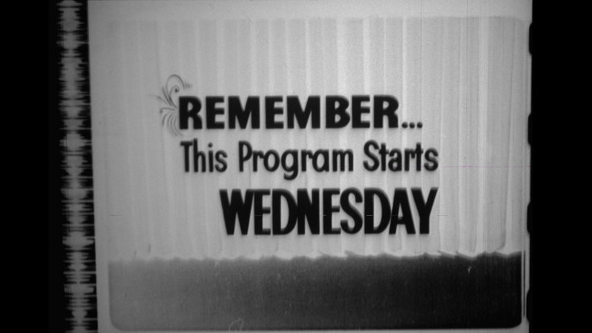 Starts Wednesday