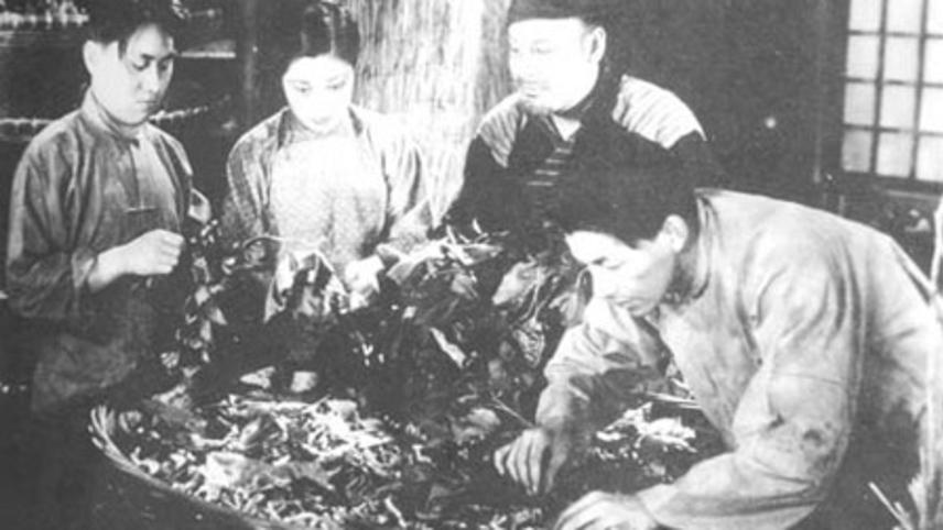 Spring Silkworms