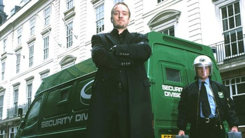 Derren Brown: The Heist