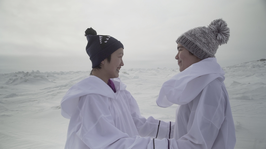 Throat Singing in Kangirsuk