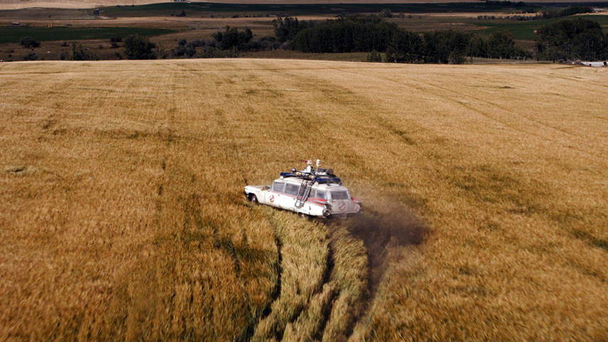 Ghostbusters 3 (Untitled Sony Ghostbusters Reboot)