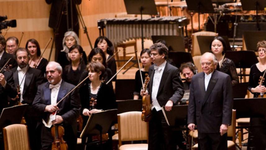 The New York Philharmonic Live from North Korea