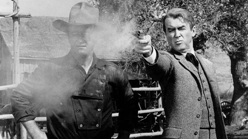Der Mann der Liberty Valance erschoss