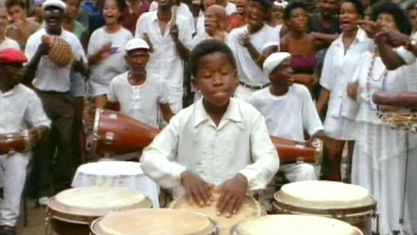 Lucumi, l'enfant rumbeiro de Cuba