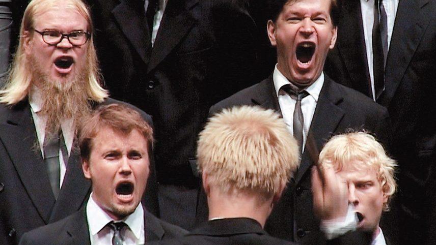 Screaming Men